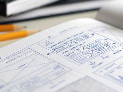 Shnips Sketches hand drawn wireframing application idols account web events music concert calendar profile sketchings