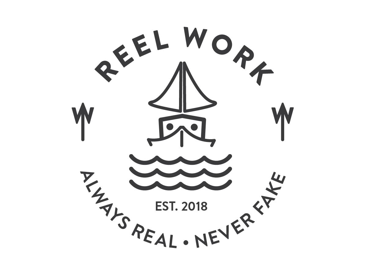 Logo Badge illustrator branding badge logo badge logo fish fishing apparel fishing