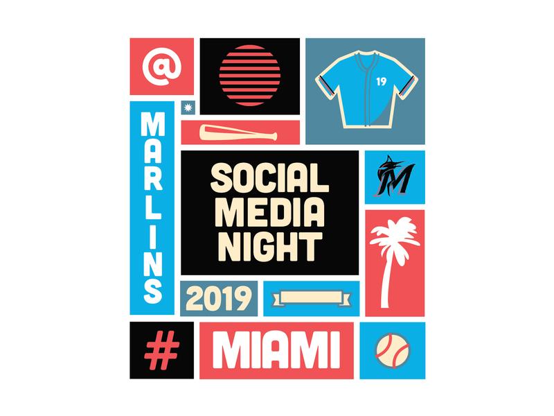T-Shirt Contest mlb contest tshirt product design illustration baseball marlins miami graphic design ai vector illustrator