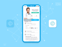 "User Profile ""MedConnect"""