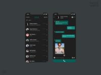 WhatsApp + Facebook (Direct Messaging)