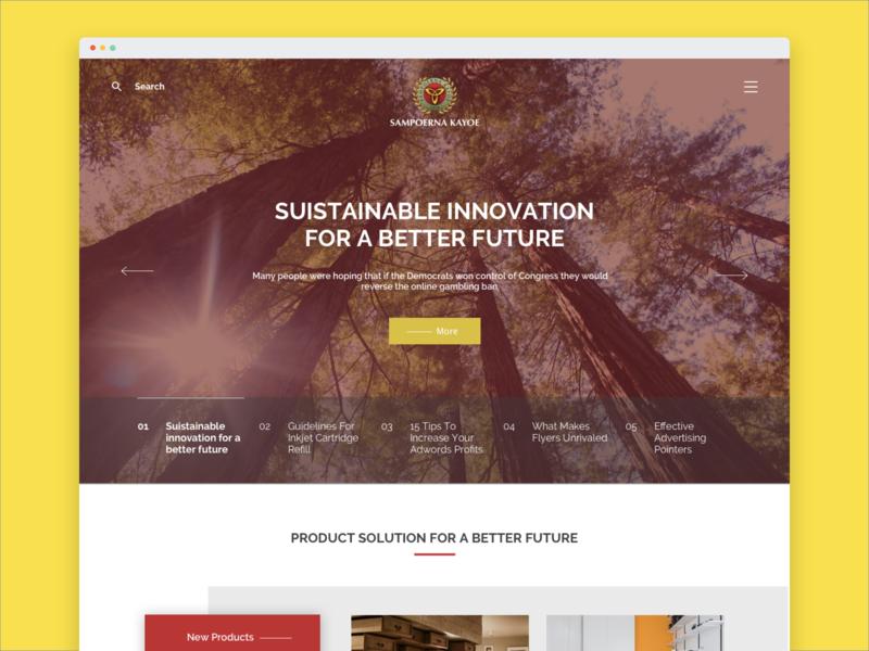 Sampoerna Kayoe UI Design premium elegant sampoerna kayoe samko dribbble illustration mobile motion interactiondesign website webdesign ux uxdesign uidesign ui ixd