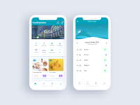 UI Design for Musllimnesia Mobile App