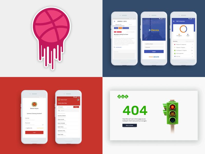 Top4Shots  on 2018 vector website dribbble ball shoot top 4 illustration dribbble app 2018 dribbble top4shots interactiondesign webdesign uxdesign uidesign ui