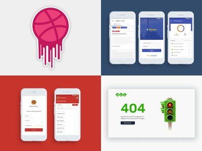 Top4Shots  on 2018 vector website dribbble ball shoot top 4 illustration dribbble app 2018 dribbble top4shots interactiondesign webdesign uxdesign uidesign ui