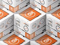 Egloo – packaging & identity (shadow version)