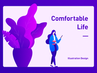 comfortable life in 2019
