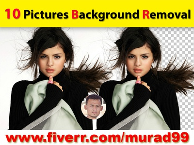 Background Removal Services.