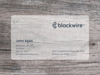 Blackwire Card