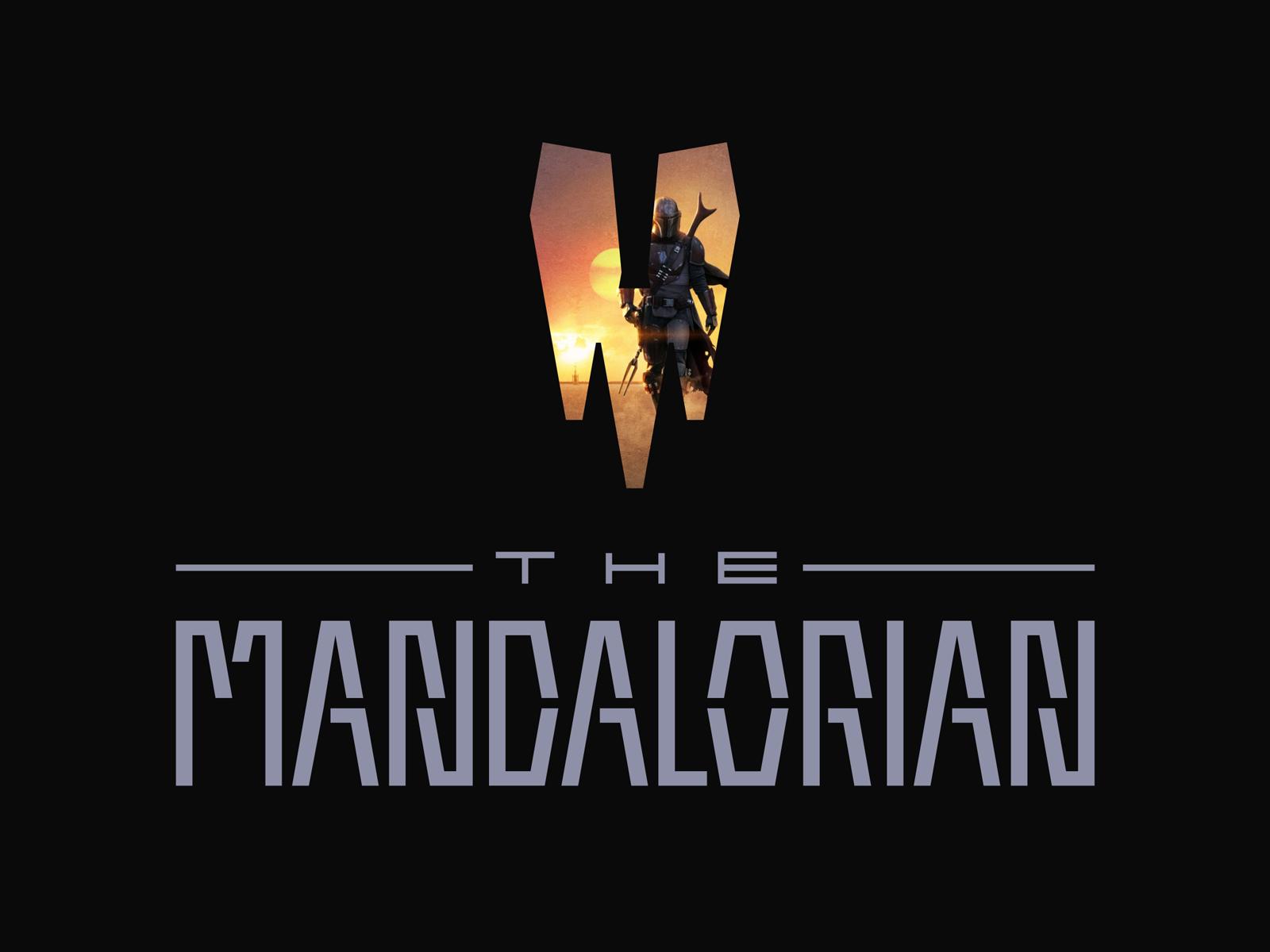 The Mandalorian Logo By Type08 Alen Pavlovic On Dribbble