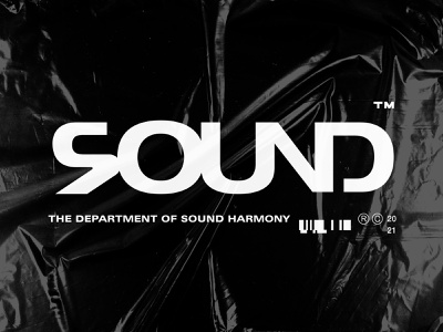 Sound Xperiment ligature harmony lp vinyl plastic street urban wear fashion entertainment music sound fusion custom lettering typography logotype