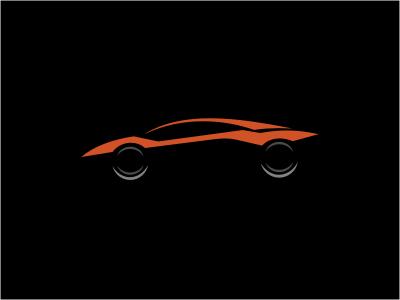 Aventador logo orange negative car 3d automotive wheels vehicle ride silhouette lamborghini illustration