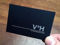 VDH Cards