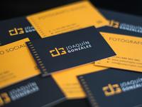 JG Business Cards
