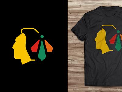 Blackhawks ChariTee shirts 26 head logo sports blackhawks indian chicago hockey t shirt charity feather