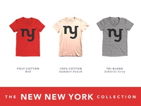 New New York at Cotton Bureau