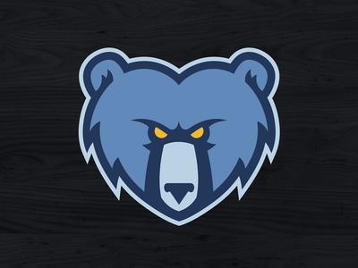Memphis Grizzlies Redesign Concept