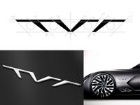 TVR Logo Concept