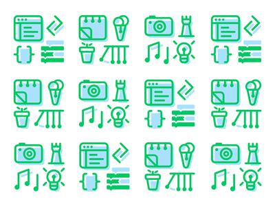 Coderkids Icons