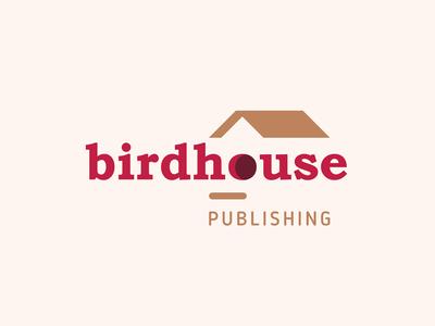 Birdhouse Publishing birdhouse education learning nature wood hole roof book print publish house bird logo