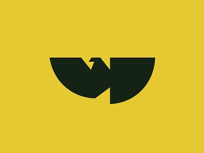 WuTang Logo Redesign Concept playoff gold hip hop clan tang wu music style eagle bird animal logo