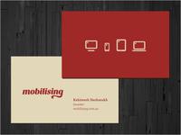Mobilising Card