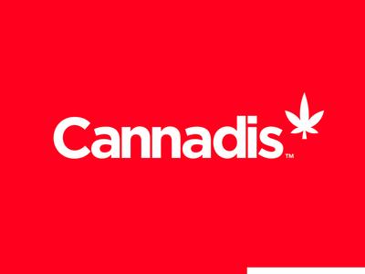 Cannadis Whut Whuuut cbd marijuana heal red hemp cannabis weed medicine health nature leaf canada logo