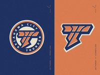 OKC Thunder Re-Brand