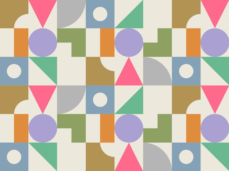Geo Pattern structure fun play colorful block building blocks building geometry pattern