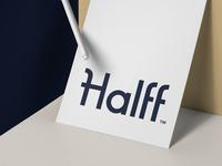 Halff Logotype