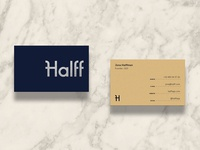 Halff Cards