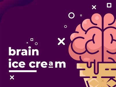 brain ice cream