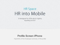 Hr space infographic