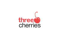 Three Cherries Logo Design