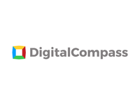 DigitalCompass Logo Design