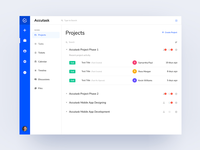 Accutask Dashboard