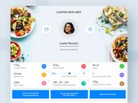 Keto Diet App Web