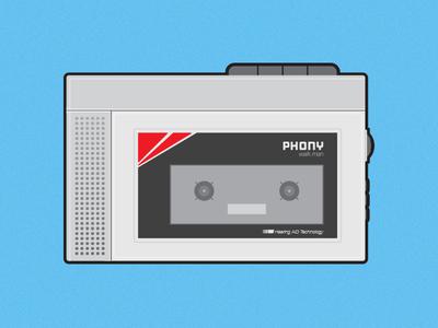 Phony Walkman