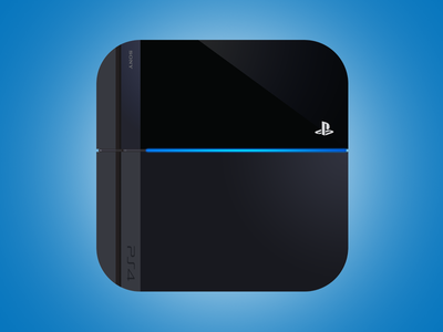 Playstation App PS4 Icon
