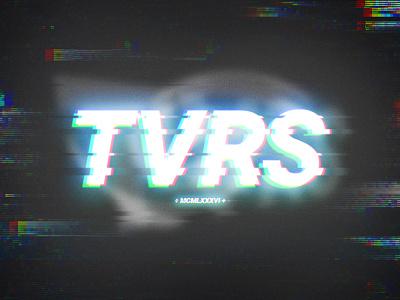 TVRS Personal Brand retro 80s rgb tv branding brand