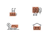 Hominum Grand - Website Icons