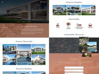 Luxury Residence Website Template