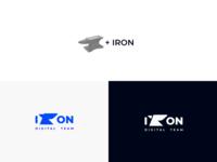 Iron Digital Team - New Logo
