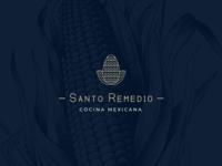 Santo Remedio - Identity Proposal