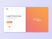 Blog Home Page - Legit Check App