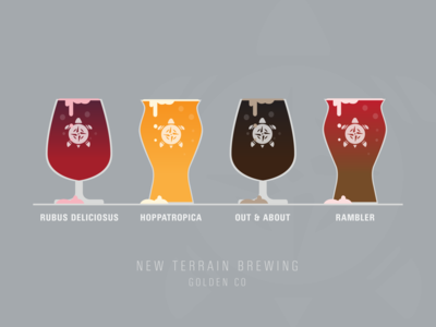 New Terrain Beer
