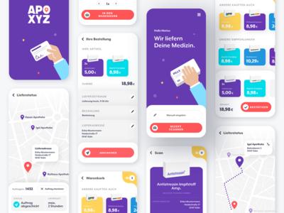 APOXYZ - Uber for pharmacies