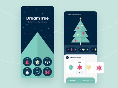 Christmas Tree Configurator