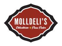 Moldelis3 branding restaurant logo