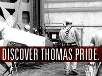 Thomas banner website banner blue collar